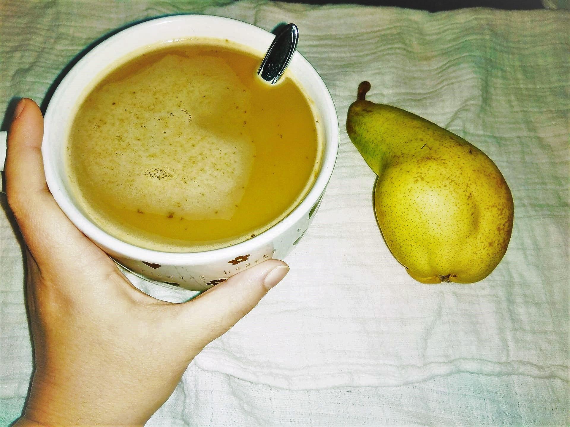 Der Lieblingsmoment von Julie von Puddingklecks für die Freitagslieblinge am 2.2.18 war der Kaffee, der warm getrunken wurde.