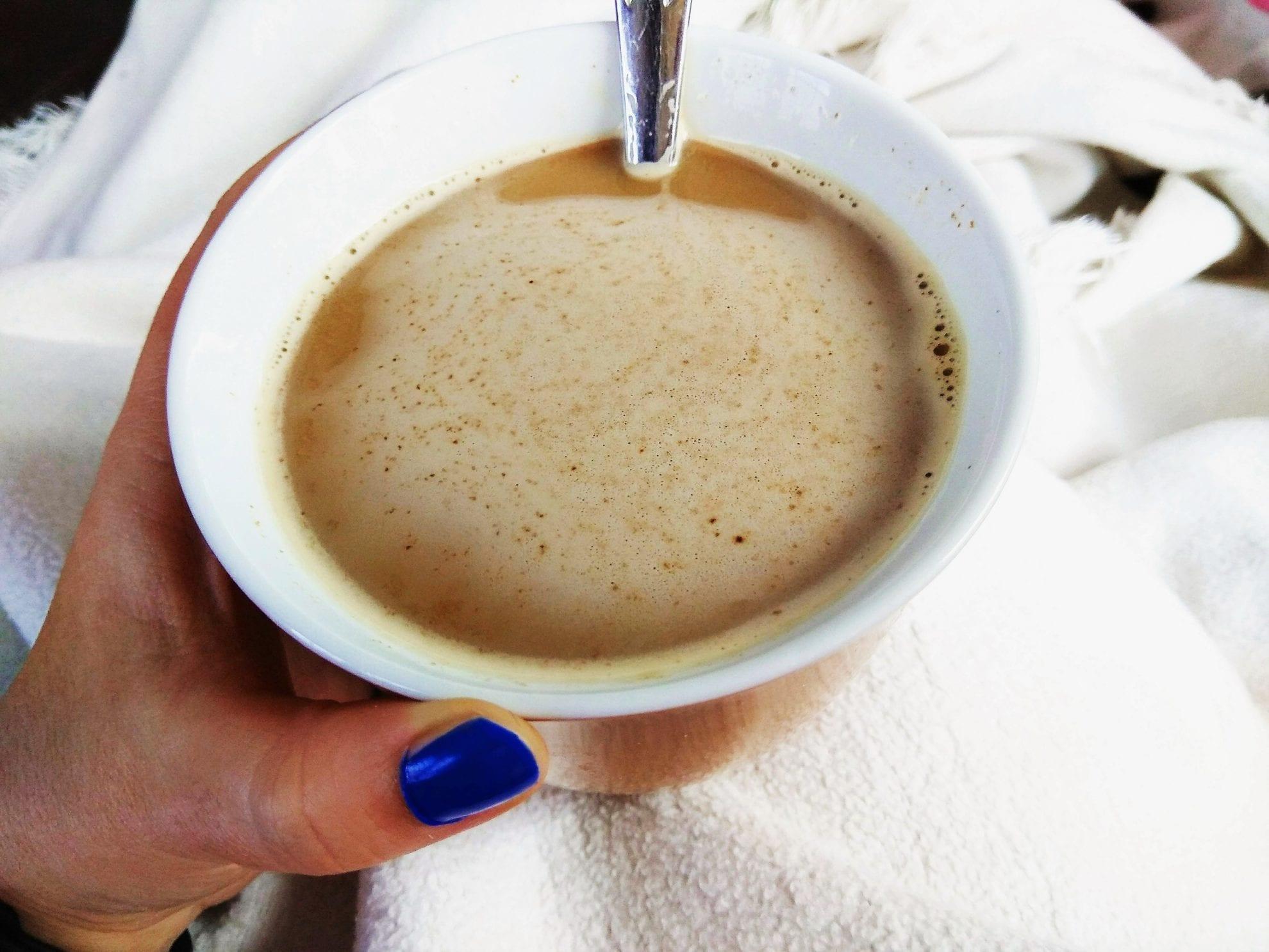 WMDEDGT 2/18, Kaffeepause für Julie vom Blog Puddingklecks