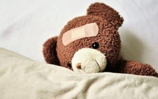 Kranke Kinder gehoeren nicht in den Kindergarten! Ein Appell an alle Eltern Puddingklecks