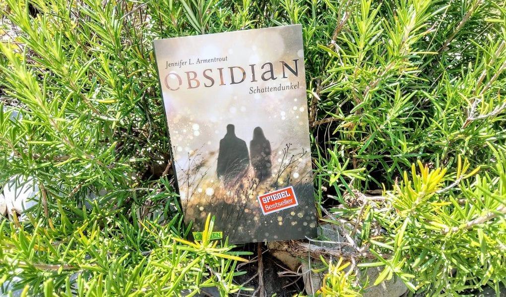 Buchtipp, Buchempfehlung, Obsidian ist ein großartiges Jugendbuch, das man gelesen haben sollte