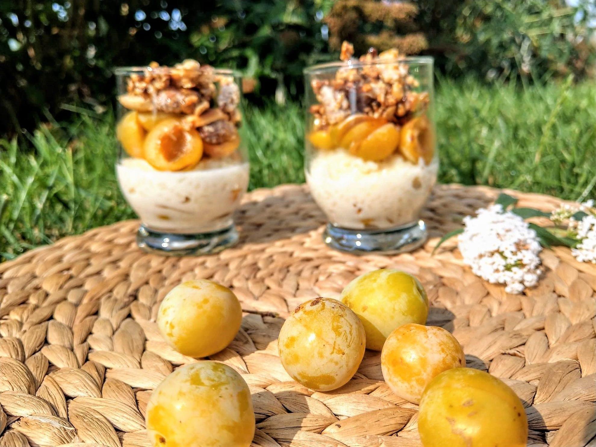 Marillen - oder auch Aprikosen - sind ein tolles und supersaftiges Steinobst, das sich hervorragend für Marmelade, Gelees oder auch Desserts eignet.