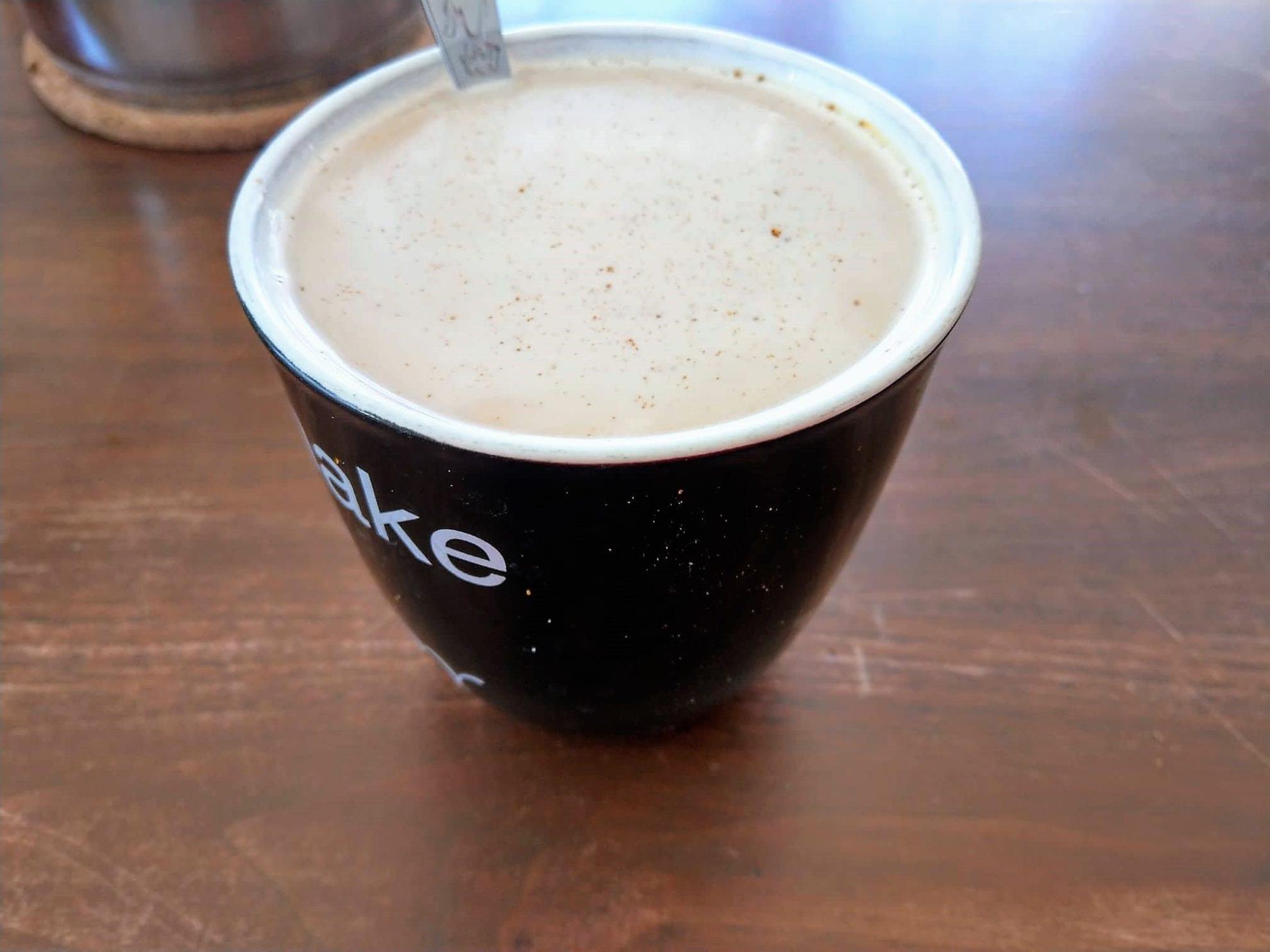 12 von 12 im September 2018, Kaffee, Kaffeetasse, Mittagspause
