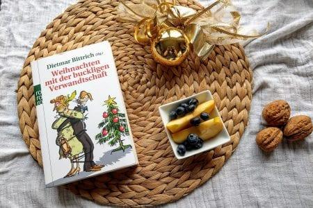 """Freitagslieblinge am 7.12.18, Lieblingsbuch """"Weihnachten mit der buckligen Verwandtschaft"""""""