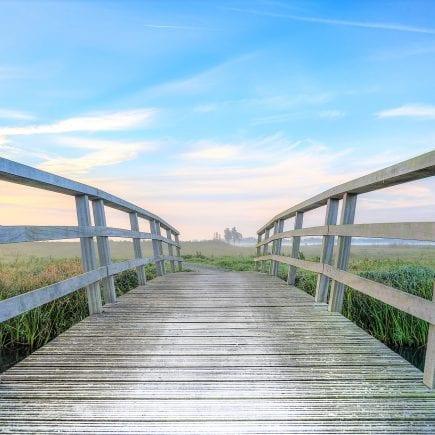 Brücke, Weg, Housemamager, Mamager, Hausfrau, Familienmanagement
