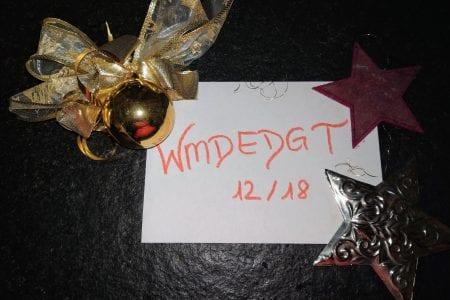 WMDEDGT 12/18, Titelbild